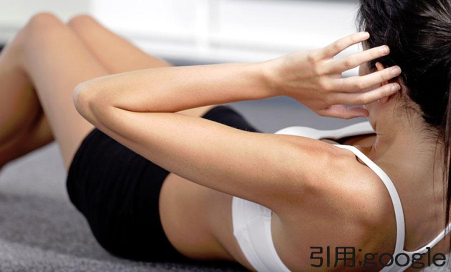 メジャーな腹筋トレーニング