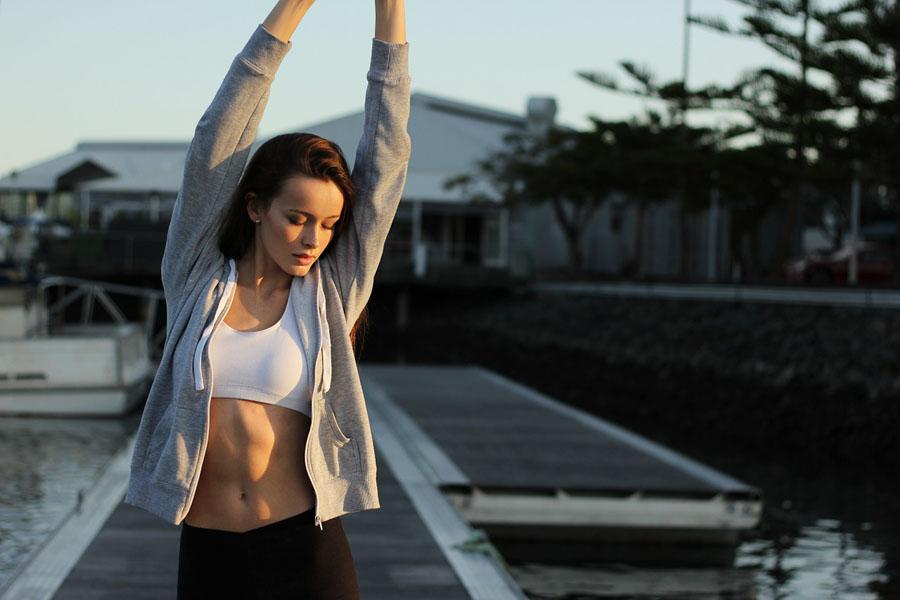 体幹トレーニングはすごく簡単